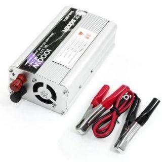 Car Auto Vehicle 1000 Watt Power Supply Inverter DC 12Volt to AC 230V