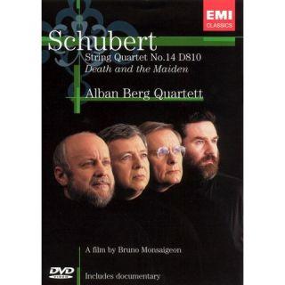 Alan Berg Quartett: Schubert   String Quartet No. 14 D810: Death and