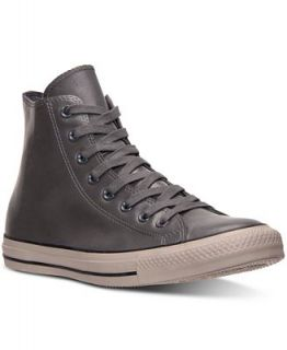 Converse Mens Chuck Taylor Hi Rubber Casual Sneakers from Finish Line