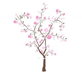 RoomMates Spring Blossom Peel & Stick Giant Wall Decal —