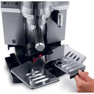 15 Bar Pump Espresso Maker with Automatic Cappuccino System
