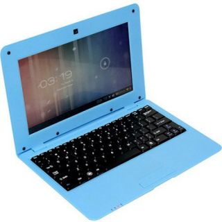 """MAYLONG 10.1"""" Mobility MN 1000 Netbook PC with Google Android 4.0 OS (Blue)   Refurbished"""