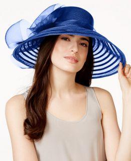 August Hats Sheer Delight Romantic Profile Dress Hat   Handbags