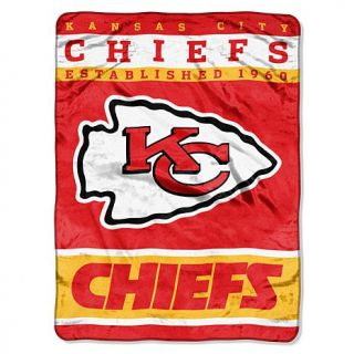 Officially Licensed NFL 12th Man Raschel   Kansas City Chiefs   7693106