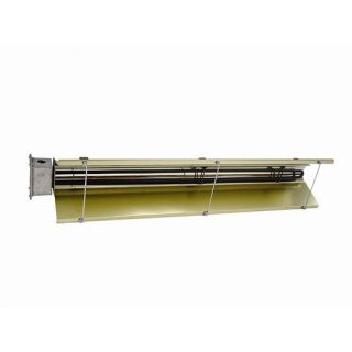 Heavy Duty 15,359 BTU Ceiling Mounted Electric Infrared Heater