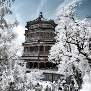 iCanvas 'Another Look At China I' by Philippe Hugonnard Photographic Print on Wrapped Canvas