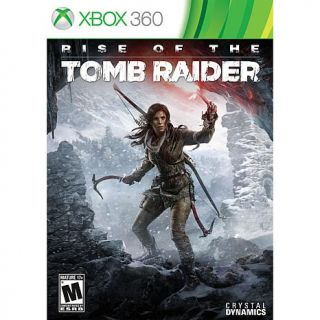"""""""Rise of the Tomb Raider"""" Game   Xbox 360   7943822"""