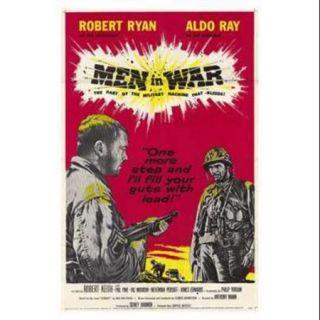 Men in War Movie Poster (11 x 17)