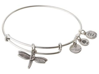 Alex And Ani Dragonfly Charm Bangle