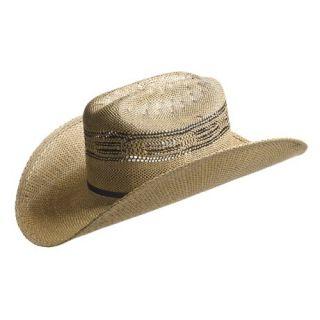 Bailey Barker Straw Cowboy Hat (For Men) 4409V 41