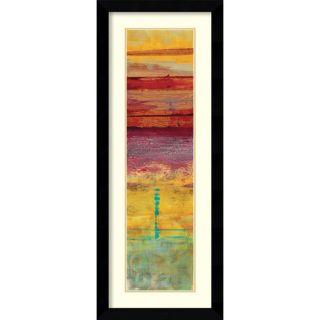 The Four Seasons: Summer by Erin Galvez Framed Art Print by Amanti