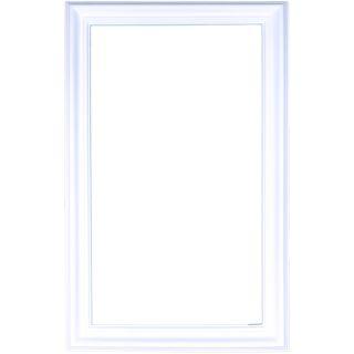 EverTrue 13.75 in x 1.895 ft Picture Frame Moulding