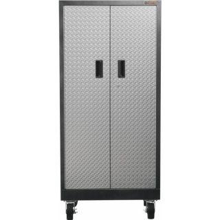 Gladiator Premier 30 in W x 65.25 in H x 18 in D Steel Freestanding or Wall Mount Garage Cabinet