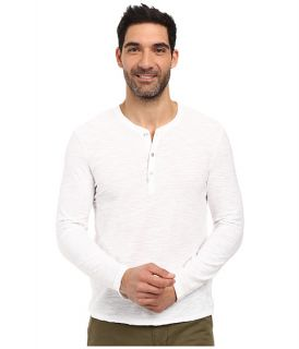 Calvin Klein Jeans Long Sleeve Ahenley Classic White, Clothing, White, Calvin