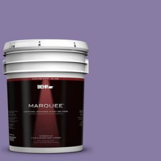 BEHR MARQUEE 5 gal. #M560 5 Second Pour Flat Exterior Paint 445405