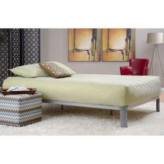 Motif Design Lunar Deluxe Grey Platform Bed   Shopping   Big