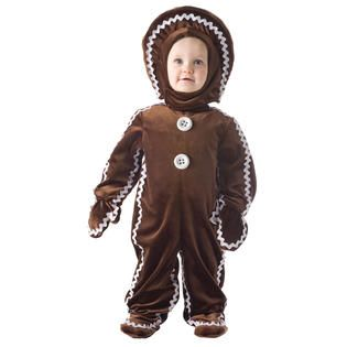 Toddler Gingerbread Costume   Seasonal   Halloween   Costumes   Baby