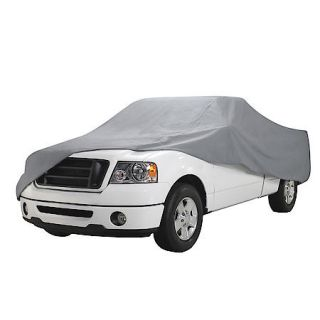 """AutoCraft Easy Fit Truck Cover, Fits Trucks 17'5""""   19' (Grey) AC79"""