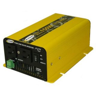150 Watt Pure Sine Wave Inverter 24 V