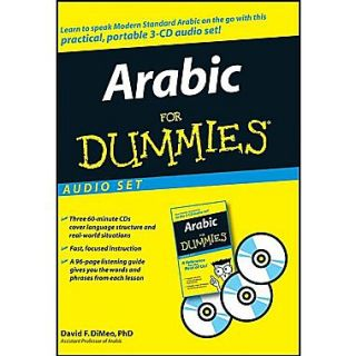 Arabic for Dummies Audio Set [With 96 Page Listening Guide]