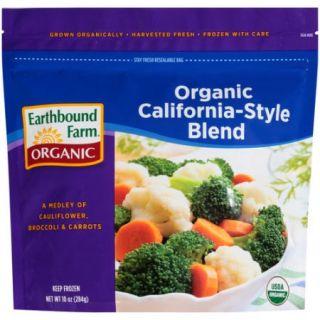 Earthbound Farm Organic California Style Vegetable Blend, 10 oz