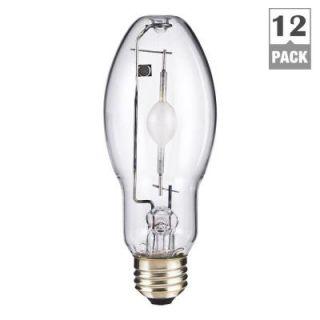 Philips 145 Watt ED17 Energy Advantage All Start Ceramic Metal Halide HID Light Bulb (12 Pack) 411066