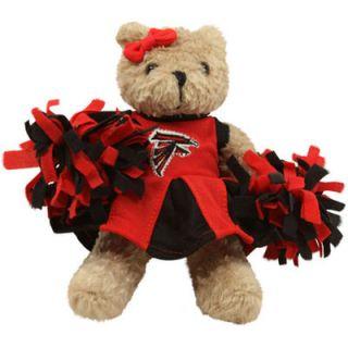 Atlanta Falcons Talking Cheerleader Plush Bear