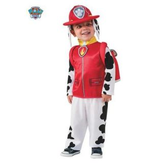 Paw Patrol Marshall Costume for Toddler & Kids   Size TODDLER
