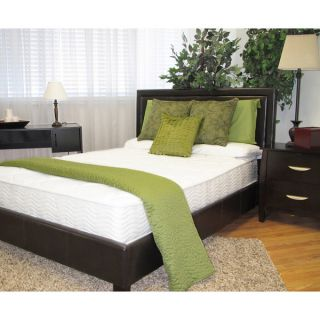 Priage 8 inch Tight Top Twin size iCoil Spring Mattress and Steel