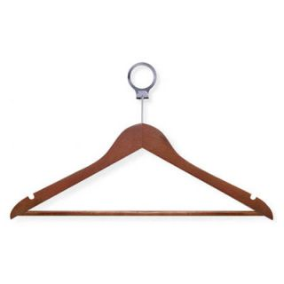 Hotel Suit Hanger in Cherry (24 Pack) by Honey Can Do