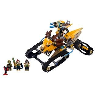 LEGO Legends of Chima Laval s Royal Fighter #70005   Toys