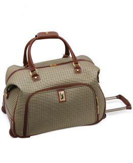 London Fog Cambridge 20 Rolling Club Bag   Luggage Collections