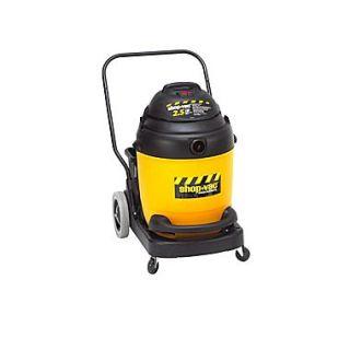 Shop Vac 2.5 Multi Purpose HP Two Stage Flip N Pour Wet/Dry Vacuum Cleaner, 22 gal.