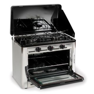 Stainless Steel Outdoor Stove/Oven   15115487   Shopping