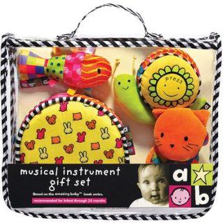 Kids Preferred   Amazing Baby Musical Instrument Gift Set
