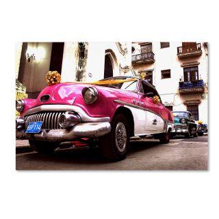 Trademark Fine Art Buick Special Deluxe Convertible Photographic
