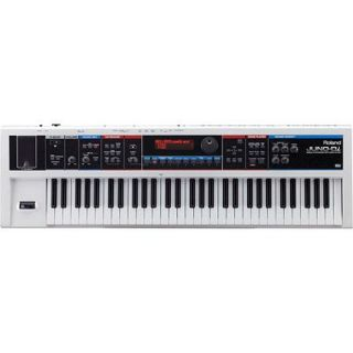 Roland JUNO Di 61 Key Mobile Synthesizer with Song JUNO DI WH