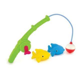 Munchkin Gone Fishin' Bath Toy   Green