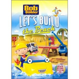 Bob The Builder   Let's Build The Beach dvd