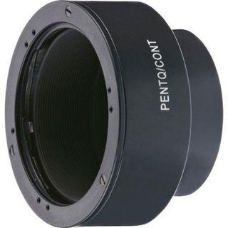 Novoflex Adapter for Contax/Yashica Lenses to Pentax Q Cameras PENTQ/CONT