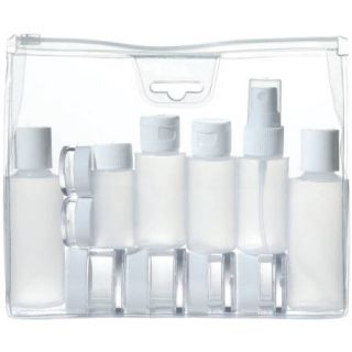 Travel Smart By Conair Ts333tb 13 Piece Travel Bottle Set