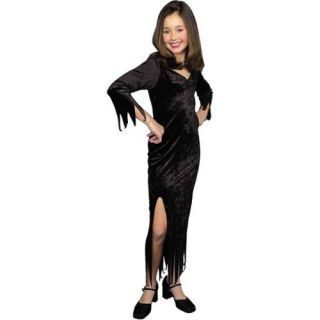 Child Velvet Witchy Woman Costume Charades 405, Extra Small