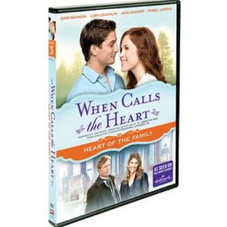 When Calls The Heart: Heart Of The Family (Widescreen)