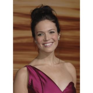 Mandy Moore At Arrivals For Tangled Premiere, El Capitan Theatre, Los Angeles, Ca November 14, 2010. Photo By: Elizabeth Goodenough/Everett Collection Photo Print (16 x 20)