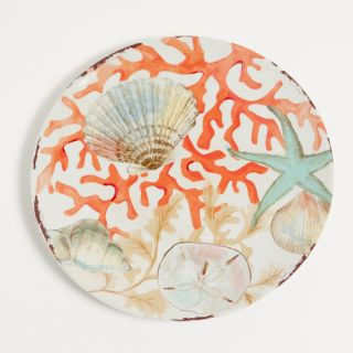 Madhouse By Michael Aram 7.8 Ocean Melamine Sea Urchin Appetizer