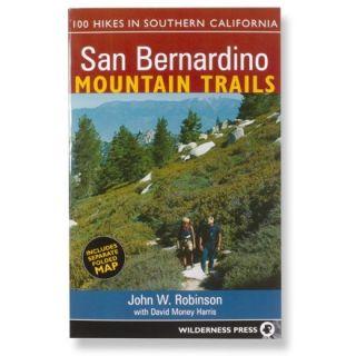 Wilderness Press San Bernardino Mountain Trails   6th Edition
