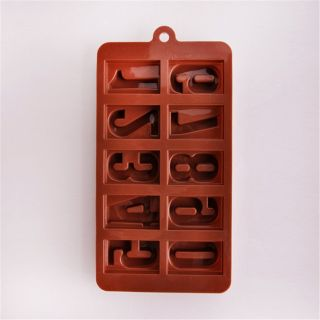 Piece Non Stick Kids Numbers, Alphabet and Zoo Silicone Mold Set by