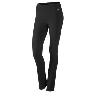 Nike Legend Dri FIT Cotton Skinny Pants   Womens   Training   Clothing   Black