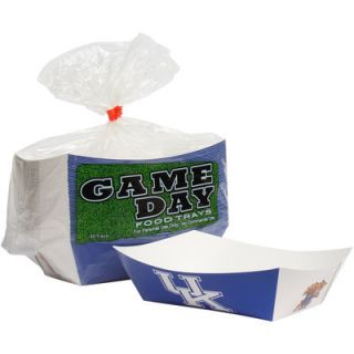 Kentucky Wildcats 50 Count Game Day Food Trays