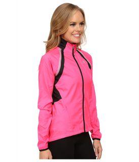 Pearl Izumi W ELITE Barrier Convertible Cycling Jacket Meadow Mauve/Dark Purple